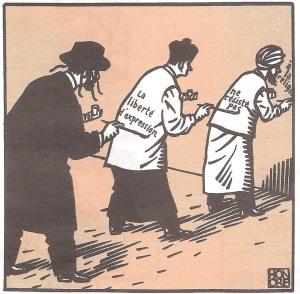 De Philippe Honoré, dessinateur assassiné