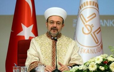 Mehmet Görmetz, directeur des Affaires Religieuses turques