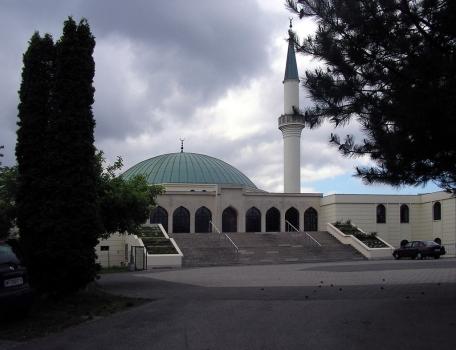 Mosquée à Vienne
