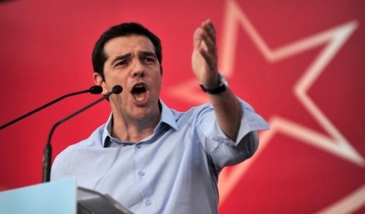 Alexis Tsipras, président du conseil grec