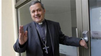 Juan Barros, le nouvel évêque d'Osorno