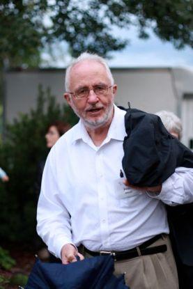 Jozsef Michl, le maire de Tata, en Hongrie