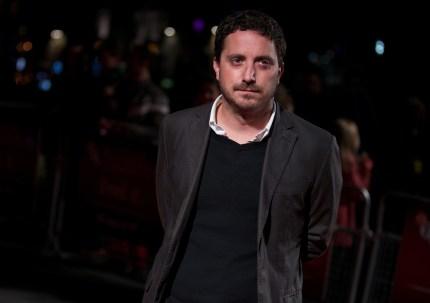 Le réalisateur chilien Pablo Larrain