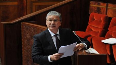 Le ministre de la santé marocain El Hossein El Ouardi