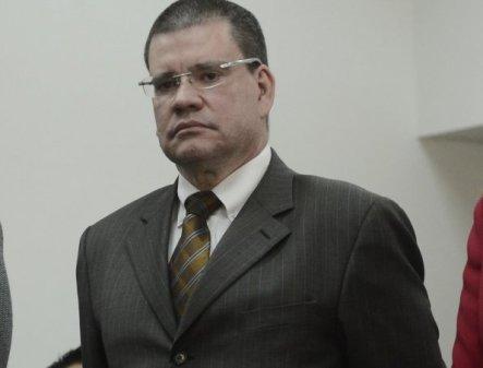 Antonio Barrios, le ministre de la Santé paraguayen