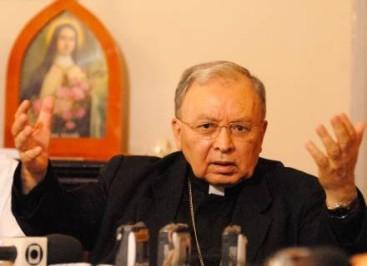 Mgr José Cardoso Sobrinho, archevêque de Recife