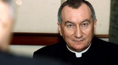 Pietro Parolin, secrétaire d'État du Vatican