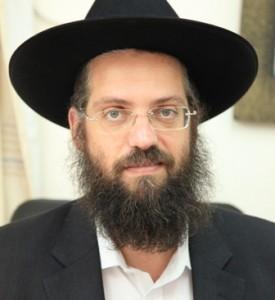 Yitzhak Shapiro, l'auteur du livre