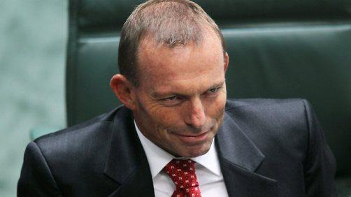 Tony Abbott, le premier ministre australien