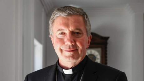 L'évêque de Canberra, Christopher Prowse