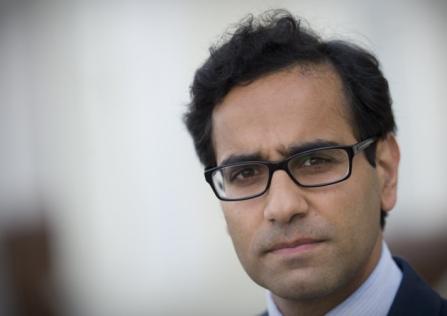 Rehman Chishti, député conservateur et initiateur de la lettre envoyée à la BBC