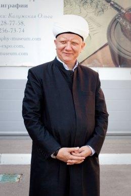 Albir Krganov, à la tête du Directorat Spirituel des Musulmans de Russie