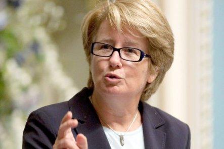 Agnès Maltais, députée du Parti Québecois