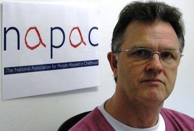 Peter Saunders, membre laïc de la Commission Pontificale contre la Pédophilie