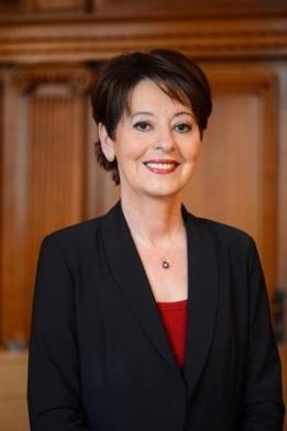 Adeline Hazan, contrôleure générale des lieux de privation de liberté