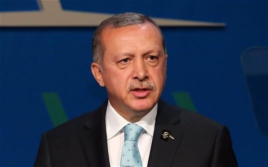 Recep Erdogan, le premier ministre turque