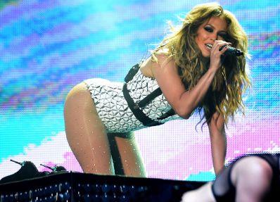 Jennifer Lopez au Mawazine festival