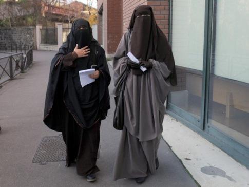 Pays-Bas burqa