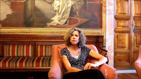 Monica Cirinnà, la sénatrice ayant déposé le projet de loi contesté