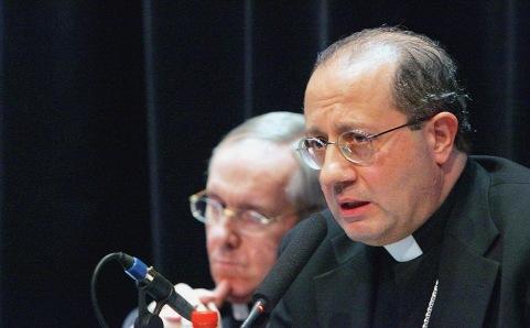 Monseigneur Bruno Forte, archevêque de Chieti