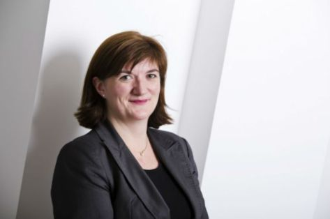 Nicky Morgan, la ministre de l'éducation britannique