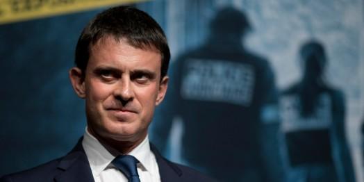 Manuel Valls, le premier ministre