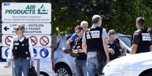 Attentat Isère