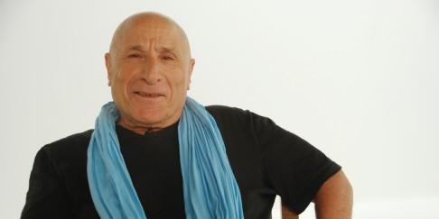 L'écrivain et scénariste algérien Rachid Boudjedra