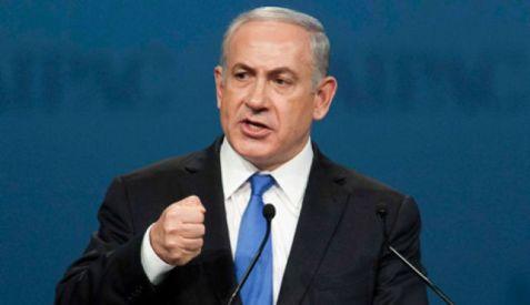 Benjamin Netanyahu , le premier ministre israëlien