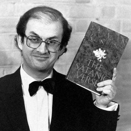 Salman Rushdie et ses Versets Sataniques