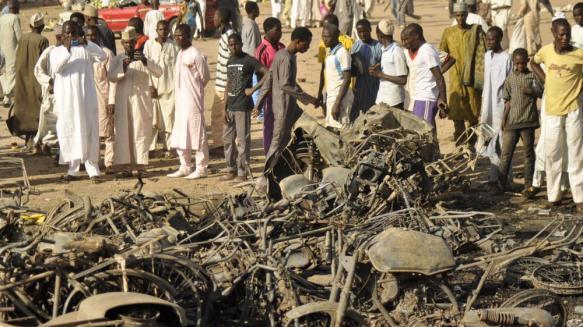 attentat nigéria mosquée