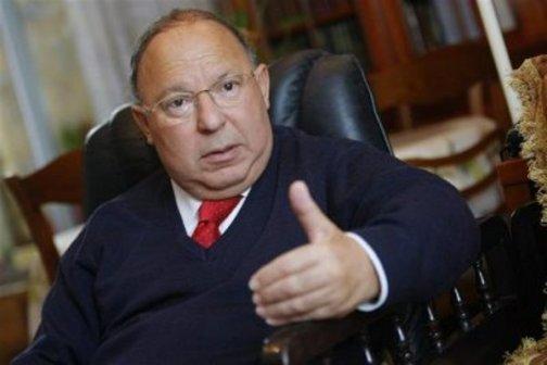 Dalil Boubakeur, président sortant du CFCM