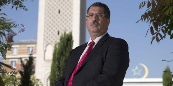 Anouar Kbibech, le successeur de Dalil Boubakeur