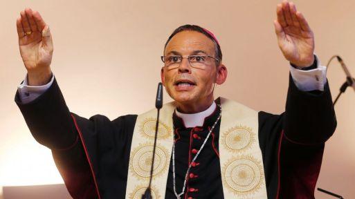 L'ancien archevêque allemand Franz-Peter Tebartz-van Elst