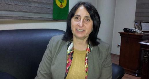 Nursel Aydogan, députée du HDP