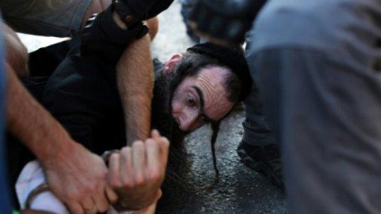 L'agresseur Yishaï Shlissel, arrêté par la police