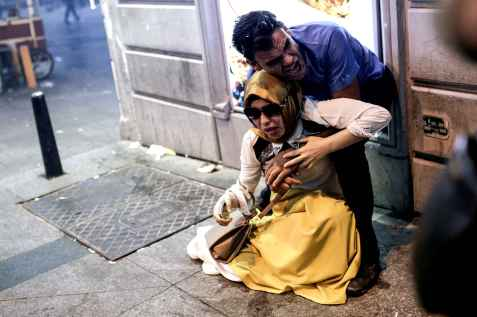 Heurts lors de manifestations en Turquie après l'attentat à Suruç