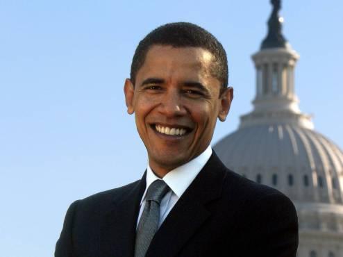 Barack Obama Capitole
