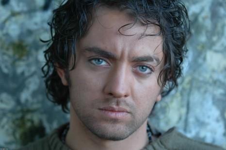 L'acteur iranien Bahram Radan