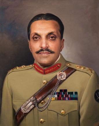 Muhammad Zia-ul-Haq, président pakistanais de 1978 à 1988