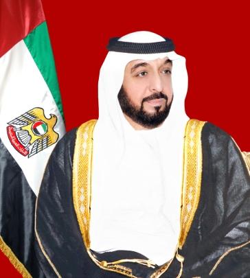 Khalifa ben Zayed Al Nahyane, le président des Émirats Arabes Unis
