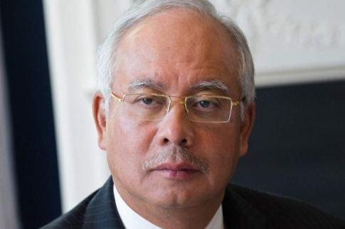Najib Razak, le premier ministre malaisien