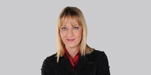 La journaliste turque Ceydan Karan