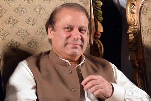 Nawaz Sharif, le premier ministre pakistanais