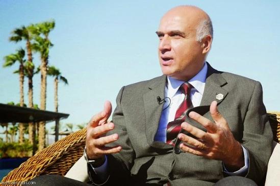 Khaled Abbas Rami, ministre égyptien du tourisme