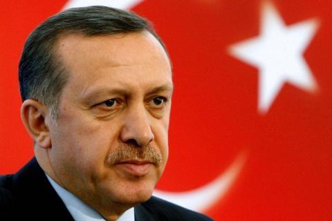 Recep Erdogan, le président turc