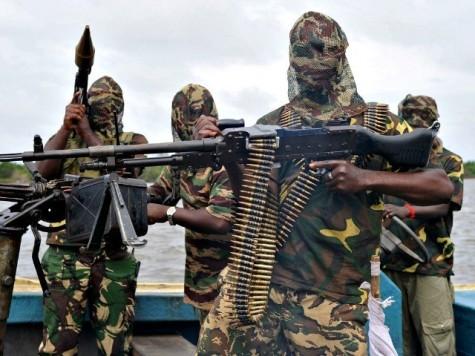 Troupes de Boko Haram