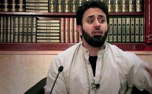 Le prêcheur radical Hamza Tzortzis