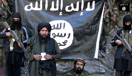 Membres du groupe Daesh en Afghanistan