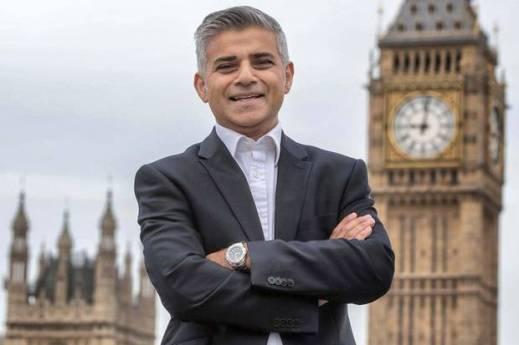 Sadiq Khan, candidat déclaré du Labour à la mairie de Londres